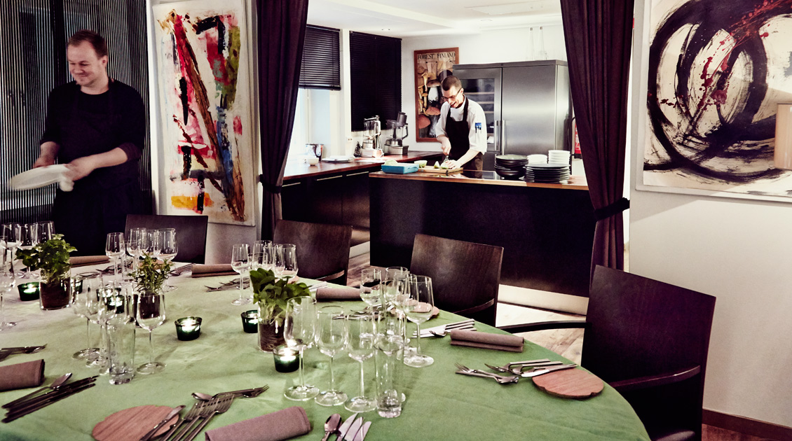 chef'sTable