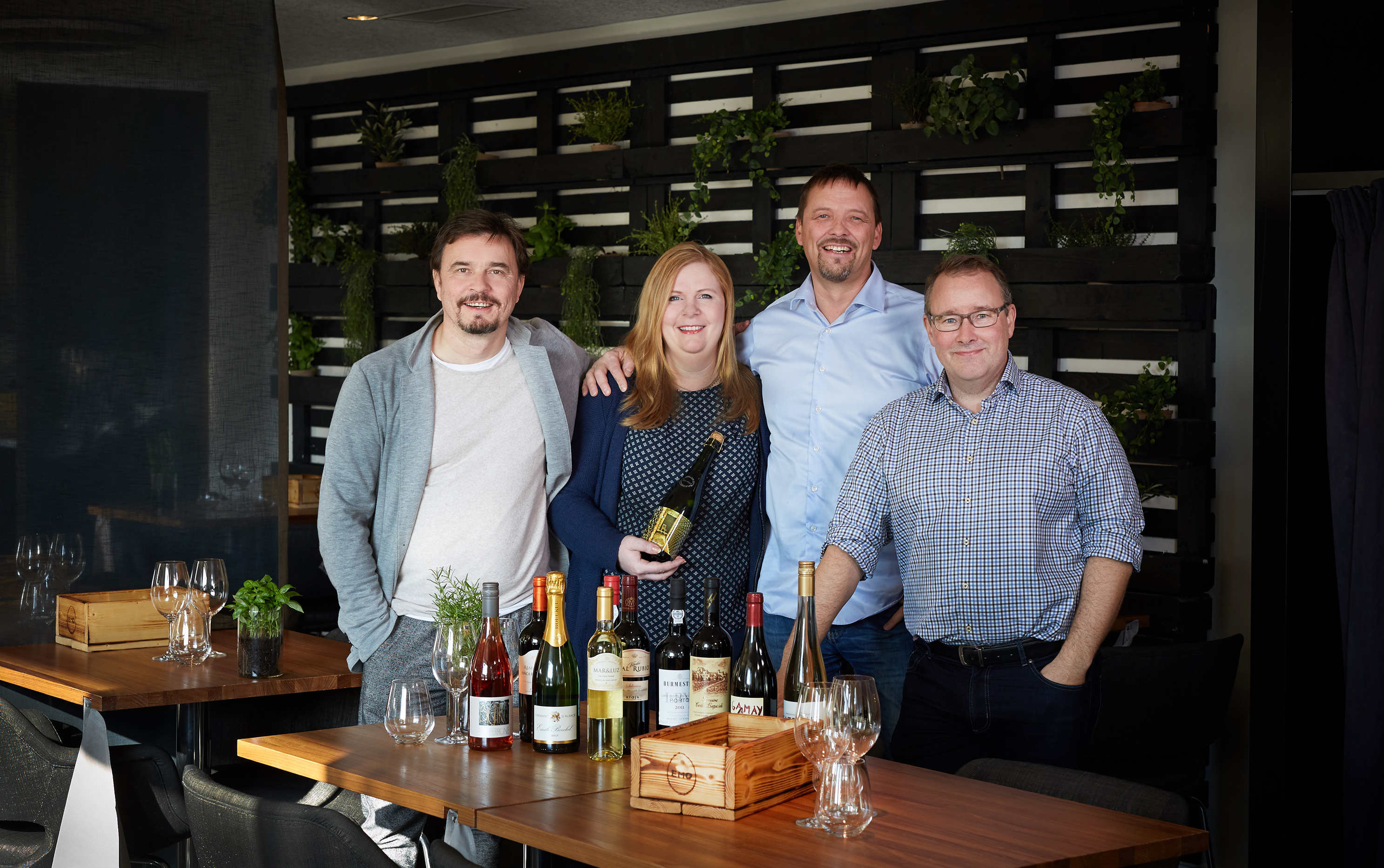Olo invests in wines